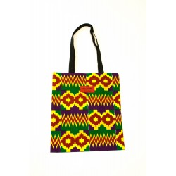 Totebag Africana Rombos VMR